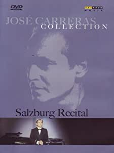 Jose Carreras: Salzburg Recital [Import]