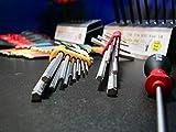 Wiha 66992 MagicRing Ball End Hex L-Key Set In