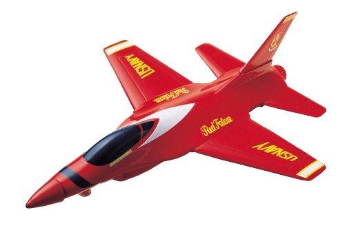 スタジオミド キッズフライヤー F-16 レッドファルコン ショットランチ KF-08