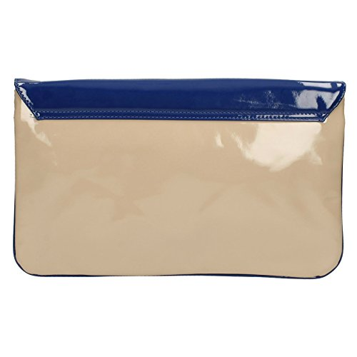 Bag Nude Clutch Large 32415 Ladies Bulaggi Bulaggi Envelope Ladies qU17wxY