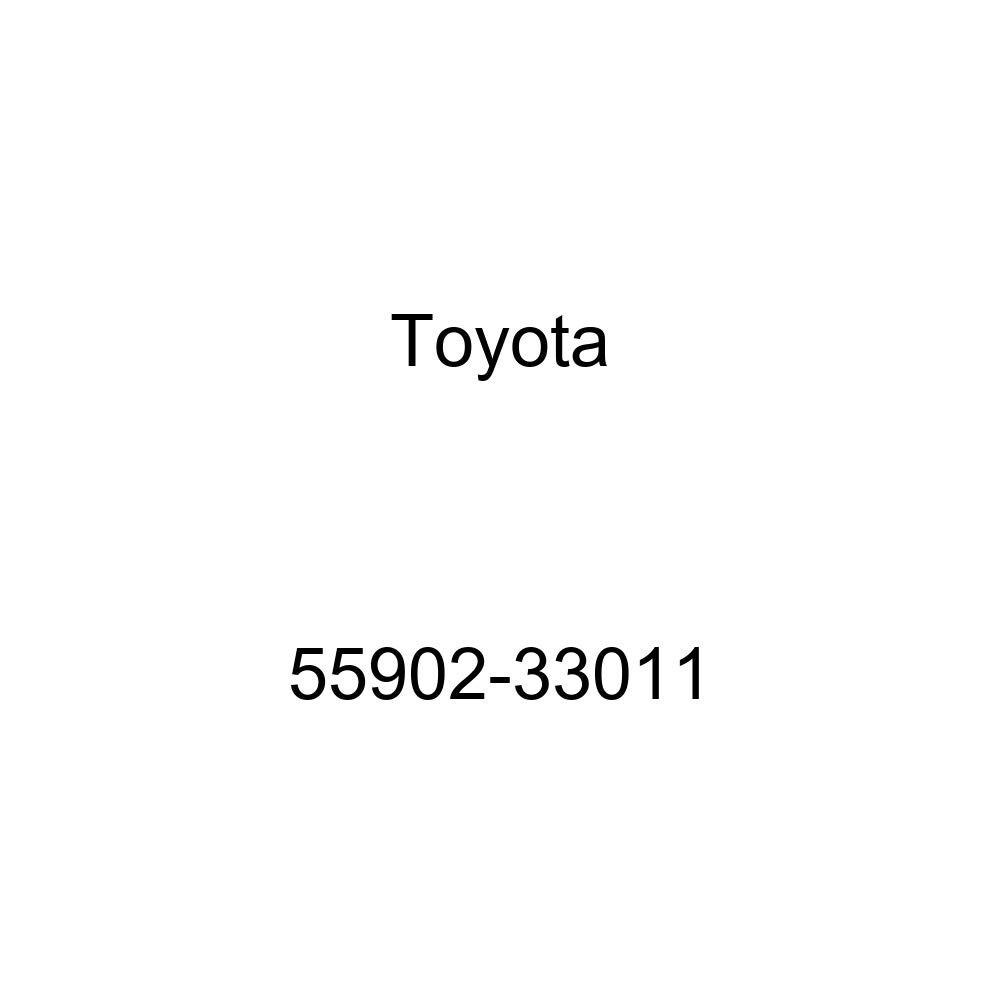 Toyota 55902-33011 Heater Control Sub Assembly