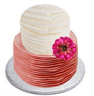 Pleasing Elegant Wedding Birthday Flower Cake Decoration Hand Crafted Funny Birthday Cards Online Alyptdamsfinfo