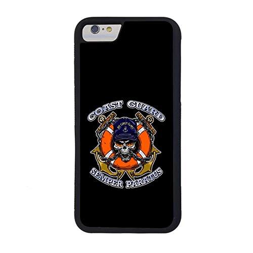 - Angvander U. S. Coast Guard Phone case Compatible iPhone 8, Cute Coasties case Compatible iPhone 7   Anti Scratch   Rugged USCG Plastic Case Compatible iPhone 7 / iPhone 8