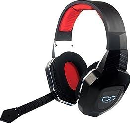 booEy Wireless Gaming Kopfhörer Headset für PS4, PS3, Xbox360 & PC