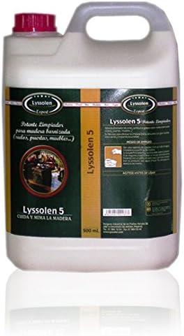 LYSSOLEN 5 Limpiador Suelos parquet (5 litros)