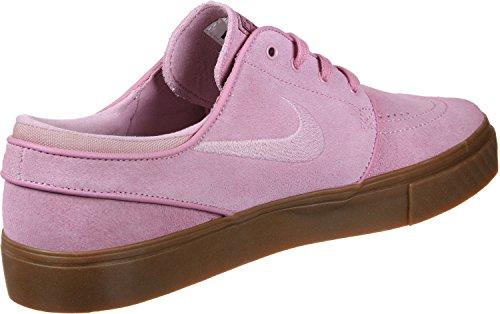 Nike Sb Zoom Stefan Unisex Janoski Donkerrood Leder / Synthetische Sneaker Roze