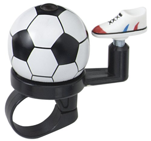 Acclaim Bicycle Bell Soccer Ball