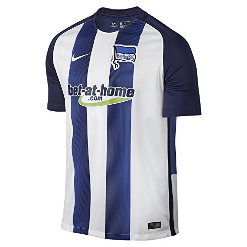Nike Mens Berlin Stadium Jersey-Loyal Blue (S)