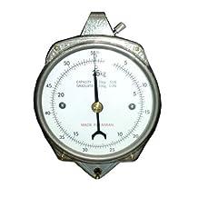 Zenport Accuzen AZDH50 Hanging Mechanical Dial Scale, 50-Pound