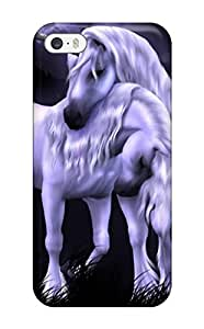 Shilo Cray Joseph's Shop unicorn horse magical animal Anime Pop Culture Hard Plastic iPhone 5/5s cases