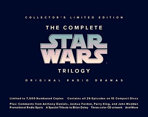 Original Radio Drama, Limited Edition [FLAC] - Lucasfilm Ltd., Geoge Lucas