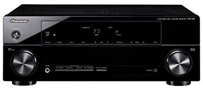 Pioneer VSX-520-K 5.1 Home Theater Receiver (Discontinued by Manufacturer)