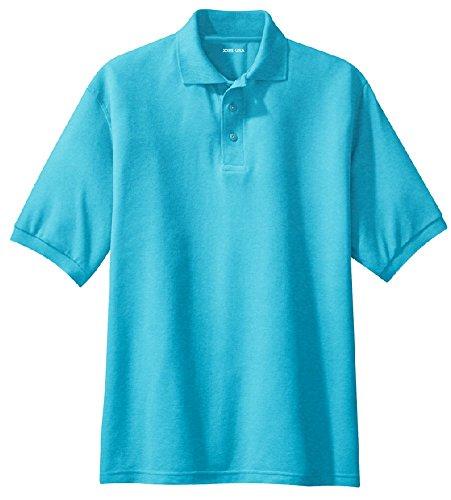 Joe's USA Men's Classic Polo Shirts - Regular 6X-Large (61-63) - Maui - Maui 63