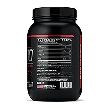 Force Factor WHEY30 Performance Whey Protein to Build Lean Muscle, Recover Quickly, and Preserve Gains, 3 Pounds