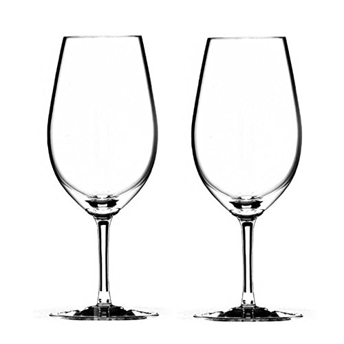 Riedel Sommeliers Leaded Crystal Vintage Port Glass, Set of 2 by Riedel