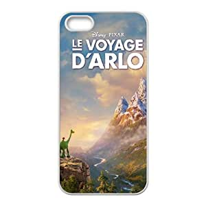 Good Dinosaur iPhone 5 5s Cell Phone Case White Z0013856