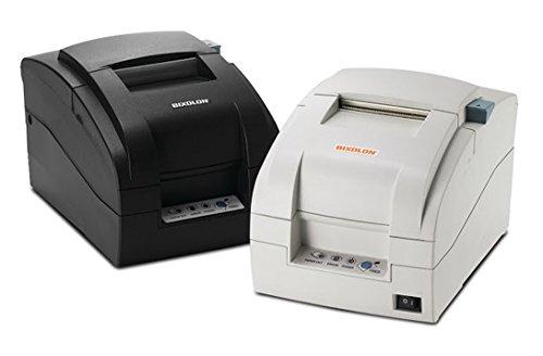 Bixolon SRP-275IIIAOSG Series Srp-275III Impact Printer, Serial Interface, USB, Black