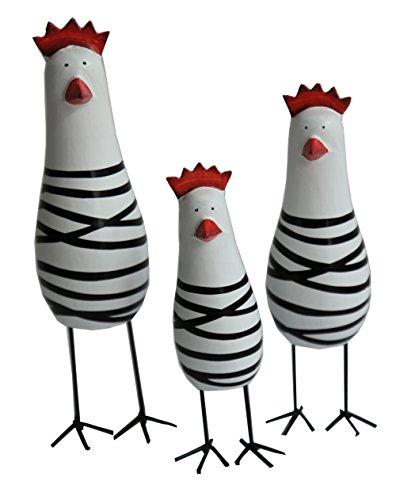 chicken figurine - 1