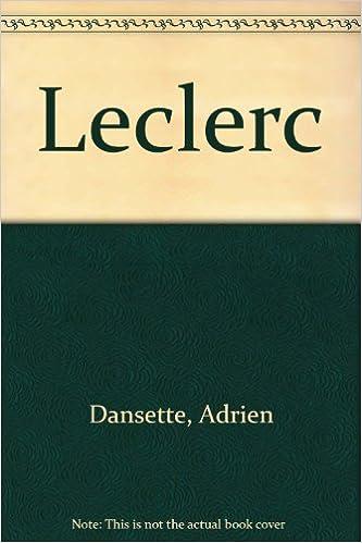 Téléchargement Leclerc epub, pdf