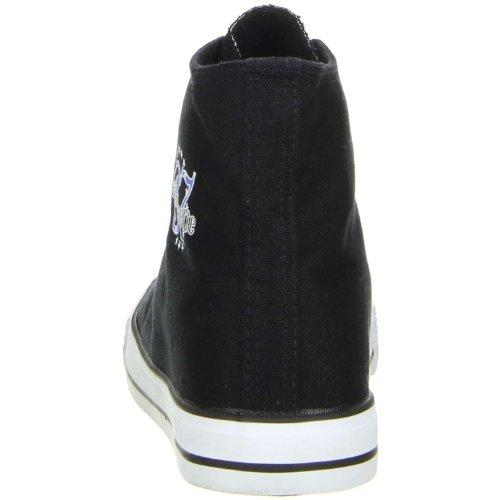 Herren Sneaker Schuhe Cut Damen High Trentasette Schwarz schwarz awqqEtZRO