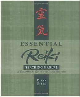 Amazon essential reiki teaching manual a companion guide for amazon essential reiki teaching manual a companion guide for reiki healers 9781580911818 diane stein books fandeluxe Gallery