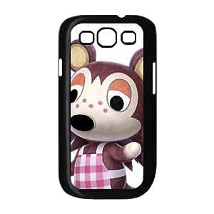 Samsung Galaxy S3 9300 Cell Phone Case Black Animal Crossing New Leaf OJ629221