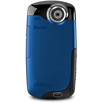 Kodak PlaySport (Zx3) HD Waterproof Pocket Video Camera (Blue)