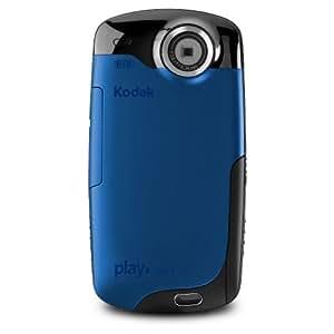 Kodak PlaySport (Zx3) HD Waterproof Pocket Video Camera (Blue) (Discontinued by Manufacturer)