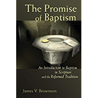 The Promise of Baptism: An Introduction to Baptism in Scripture and the Reformed Tradition (English Edition)