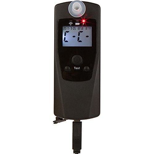 Pro-Tec X4000 Professional Breathalyzer with Bluetooth Printer