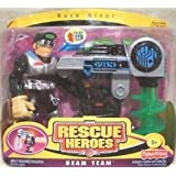 Fisher Price Rescue Heroes Beam Team Rock Minor (2004) by Fisher-Price