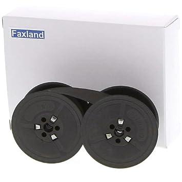 Farbbandfabrik - Cinta entintada para Olympia 964, compatible marca Fax País: Amazon.es: Oficina y papelería