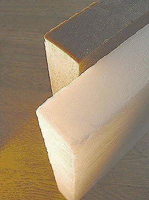 Microcrystalline Wax (Dark Brown) 10lb slab