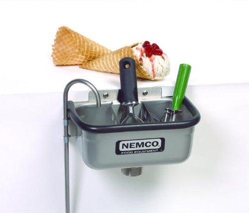 Nemco Ice Cream Dipper Station Spadewell (Excluding Divider) - 10