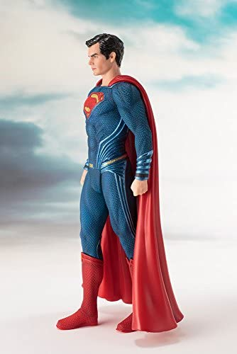 Justice League Superman 1//10 PVC Figure Statue Toy Gifts ARTFX