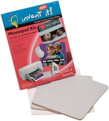 Invent It Mousepad Kit