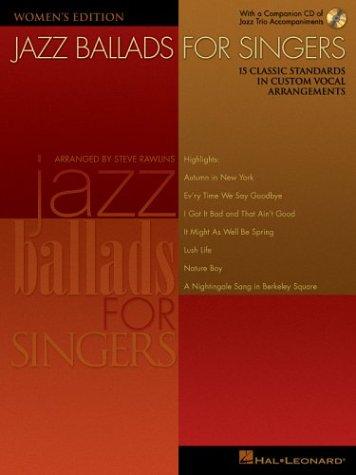 jazz standards for women singers - 3