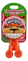 "John Hinde My Name ""Morgan"" Toothbrush Holders"