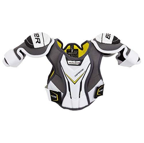 36c79d116a4 Bauer Supreme S170 Hockey Shoulder Pads (YTH M)