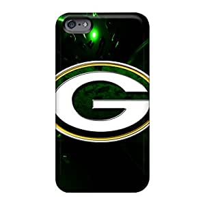 Scratch Protection Hard Cell-phone Case For Apple Iphone 6s Plus With Custom HD Green Bay Packers Image Aimeilimobile99