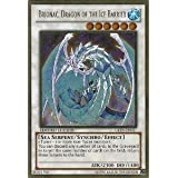 Yu-Gi-Oh! - Brionac, Dragon of the Ice Barrier (GLD5-EN031) - Gold Series: Haunted Mine - Limited Edition - Gold Rare