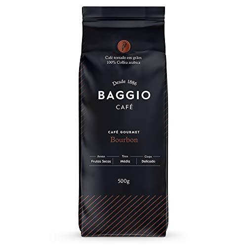 Baggio Bourbon Espresso Grão 500g Baggio Café
