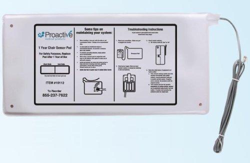 Pads Sensor Ump (Proactive Chair Sensor Pad, 7