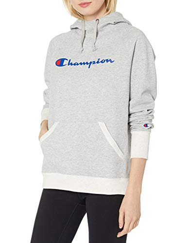 Champion Women's Powerblend Graphic Hoodie