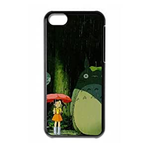 My Neighbour Totoro 007 iPhone 5c Cell Phone Case Black Gimcrack z10zhzh-3032198
