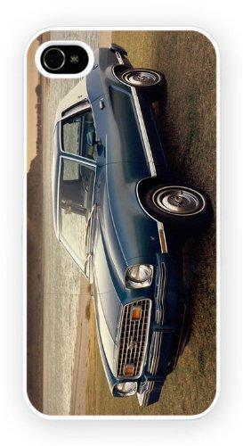 Ford Mustang II Blue, iPhone 5 5S, Etui de téléphone mobile - encre brillant impression