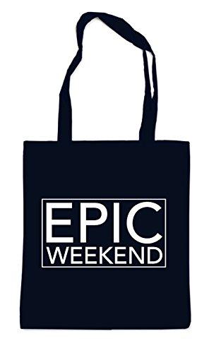 Epic Weekend Bag Black