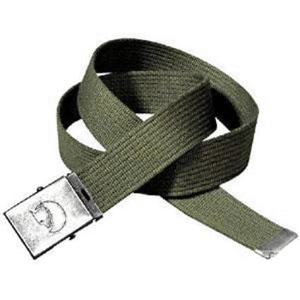 Fj/ällr/även Mens Canvas Belt