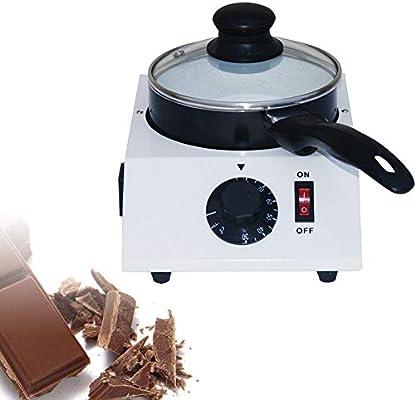 Cafetera derretir el Pot de chocolate 40 W antiadherente DIY crisol de razas eléctrico – Chocolatera, fondoir ...