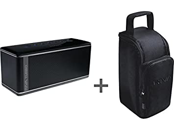 Riva Audio - Riva Turbo X Black - Altavoz Bluetooth aptX Premium incluye Travel Bag: Amazon.es: Electrónica